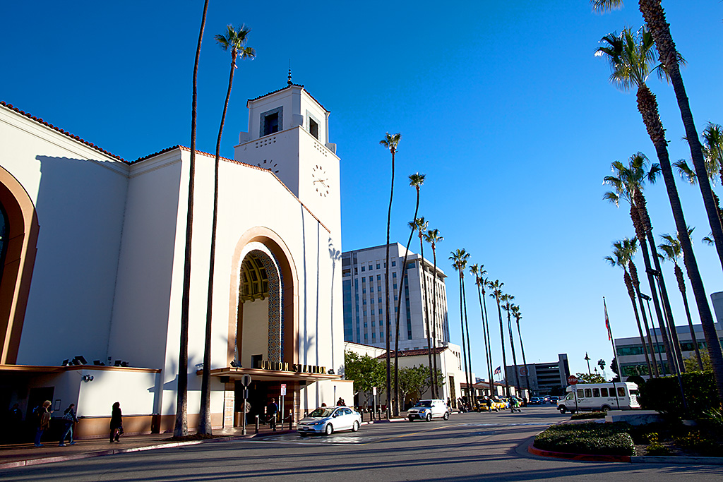 Los Angeles Union Station - Overview