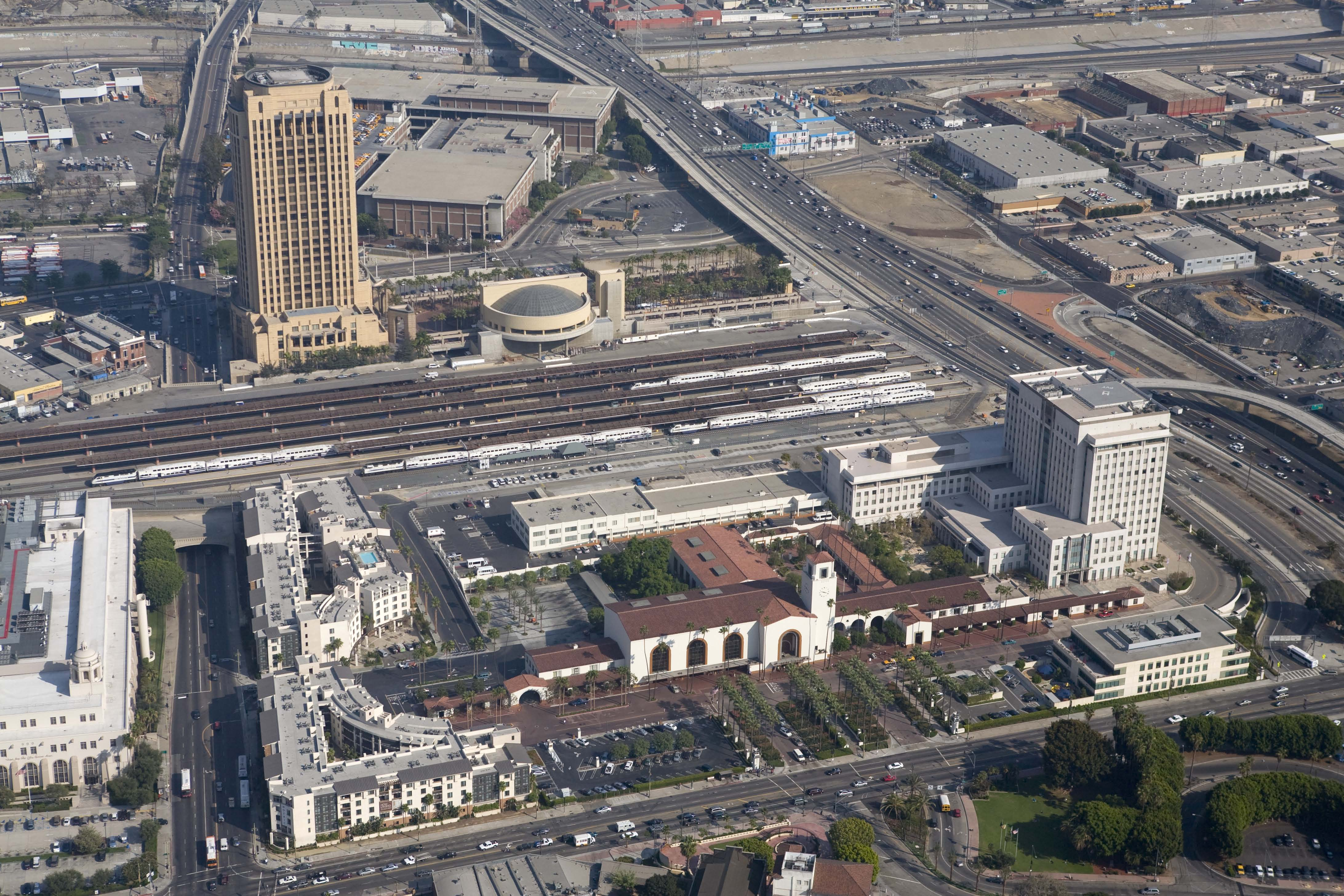Los Angeles Union Station 04