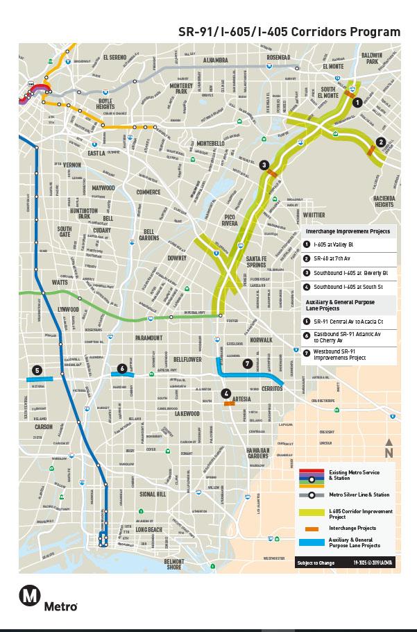 """I-605 Corridor """"Hot Spots"""" Program"""