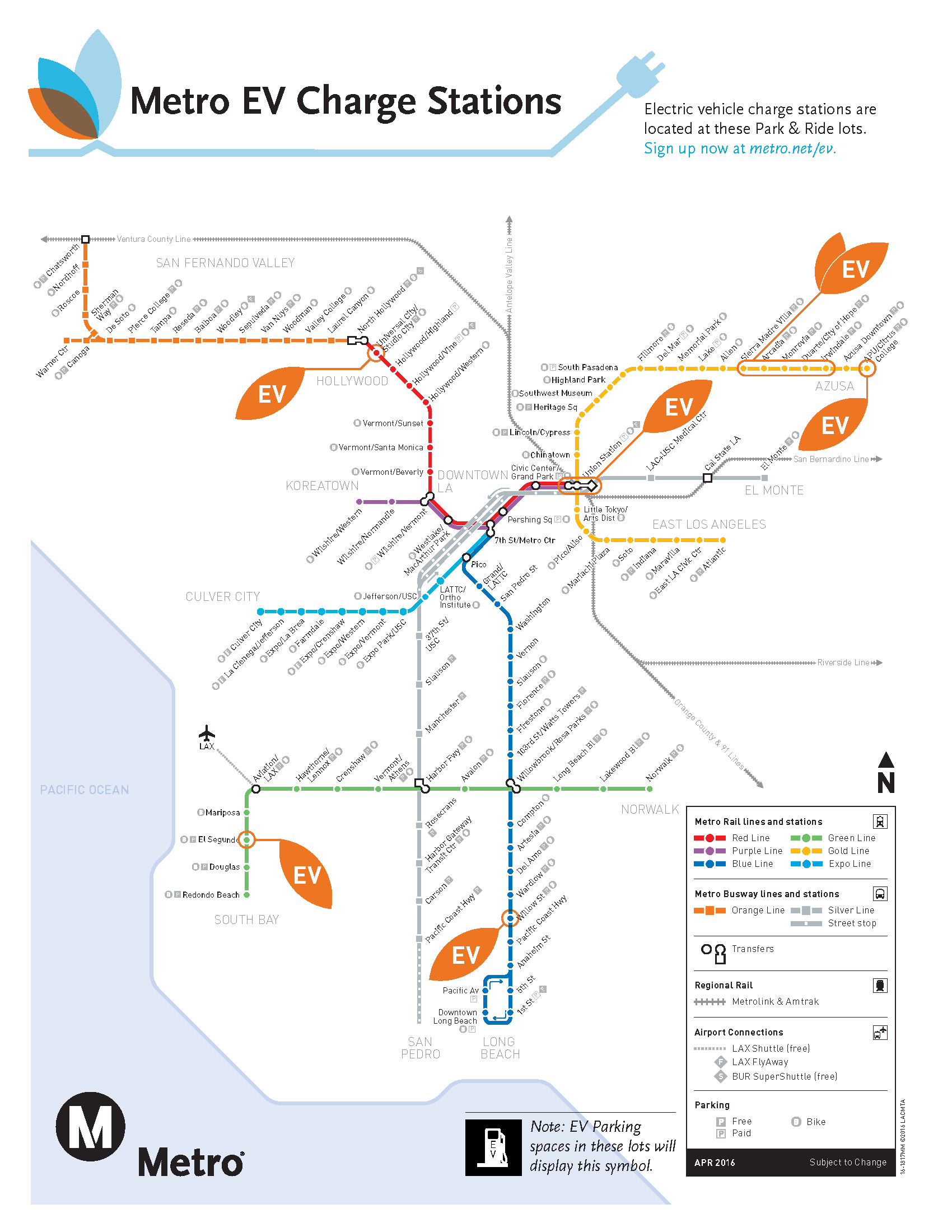 LA Metro Home  Maps Amp Timetables