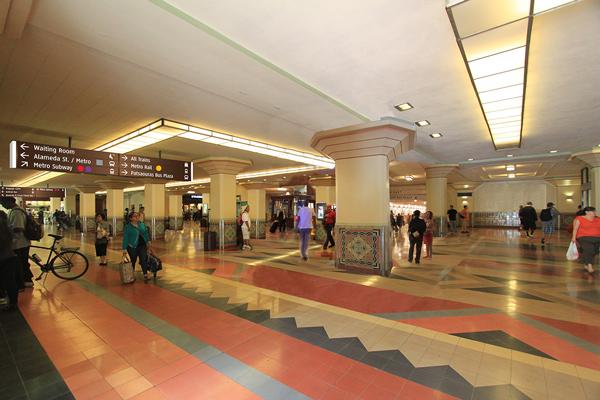 Los Angeles Union Station Master Plan