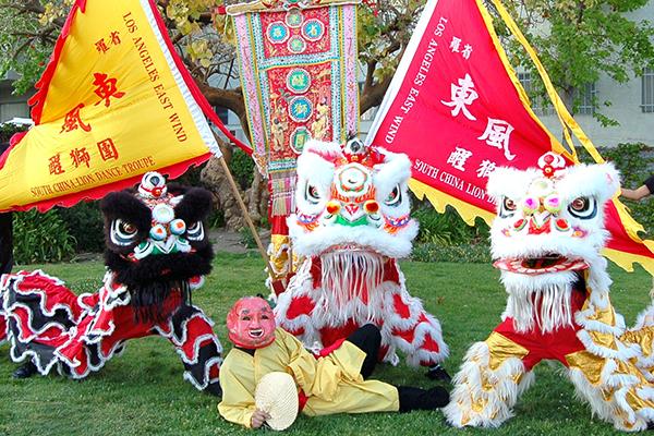 East Wind Lion Dance Troupe