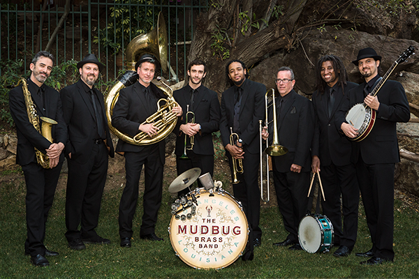 Mudbug Brass Band