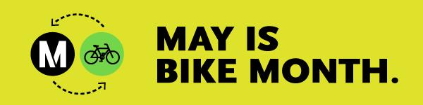 Bike Month, May 2016