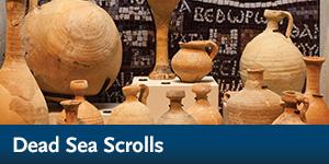 Dead Sea Scrolls, opens Mar. 10