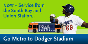 Dodger Stadium Express