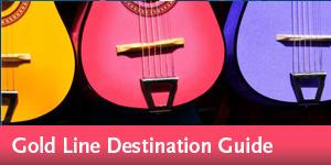 Gold Line Eastside  Extension - Destination Guide