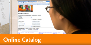 Library - Catalog