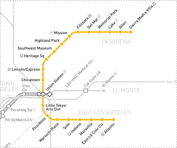 Redline Metro Map Los Angeles.La Metro Home Maps Timetables