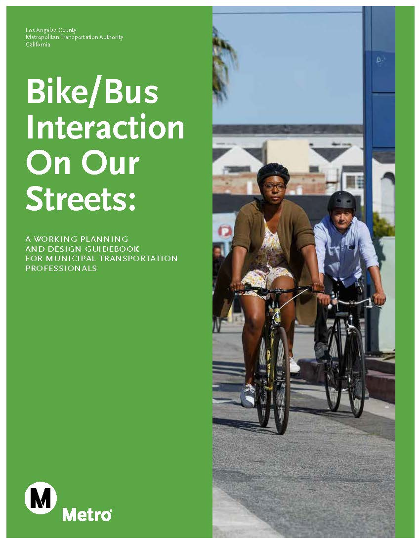 Bike/Bus Interaction On Our Streets Report