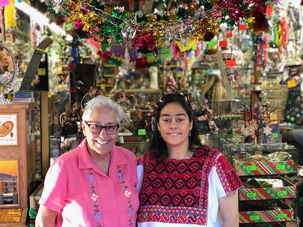 Olvera Street Shop Owners