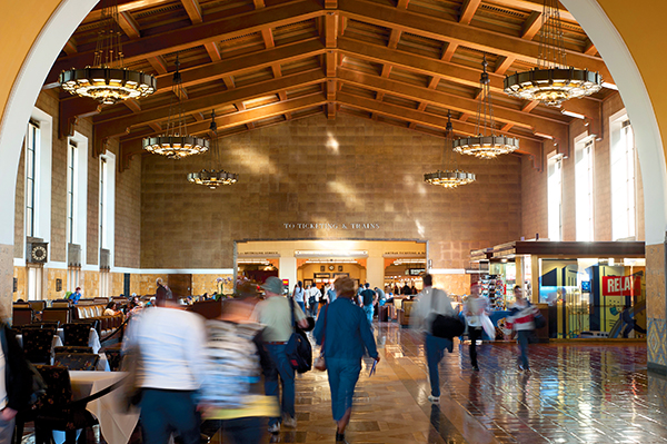 Los Angeles Union Station - Retail & Dining