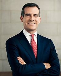 Eric Garcetti, Mayor, City of Los Angeles
