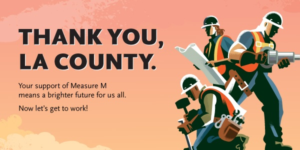 Measure M - Thank you