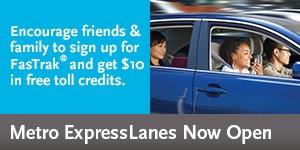 ExpressLanes - Friends & Family