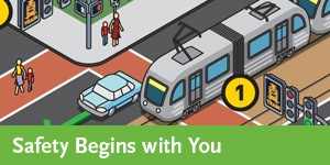 Gold Line Eastside  Extension - Safety