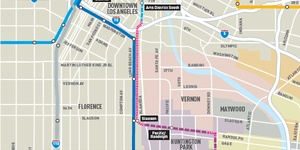 Save Date Major Metro West Special >> West Santa Ana Branch Transit Corridor