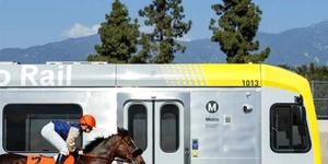Go Metro to Santa Anita Park