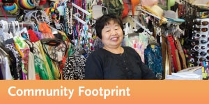 BIF - Community Footprint