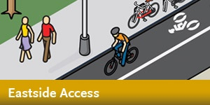 Gold Line Eastside  Extension - Eastside Access