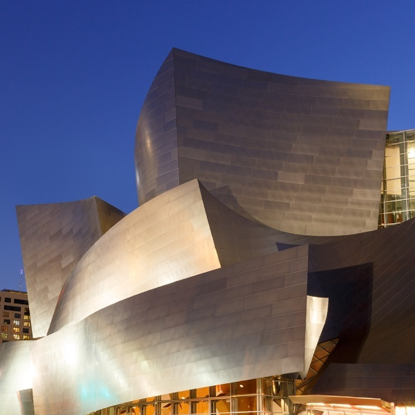 LA by Metro - Walt Disney Concert Hall