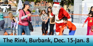 The Rink Downtown Burbank