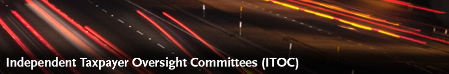 Independent Taxpayer Oversight Committees (TOC)