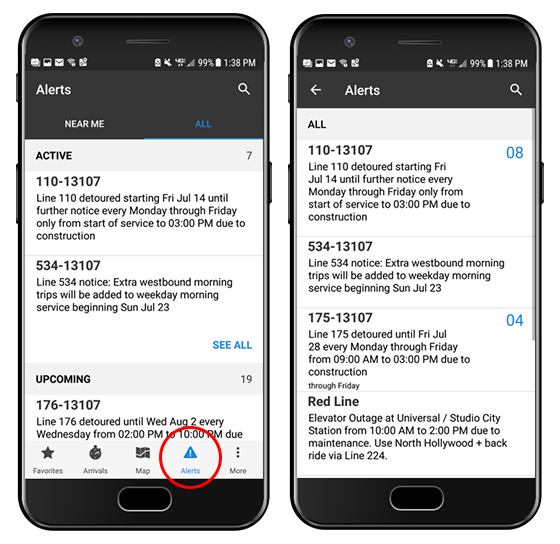 LA Metro Home | Mobile App & Resources