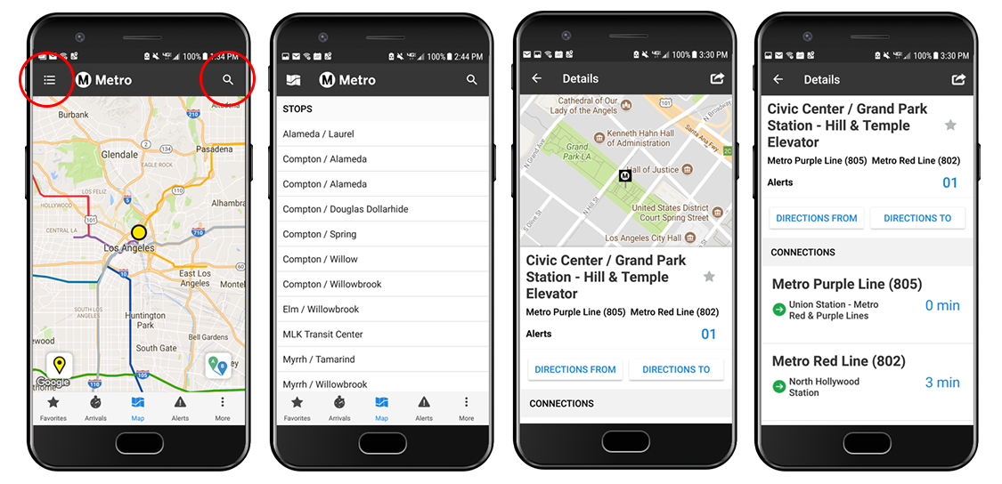 LA Metro Home | Mobile App & Resources
