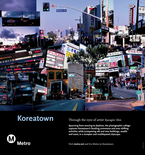 Artwork | Koreatown