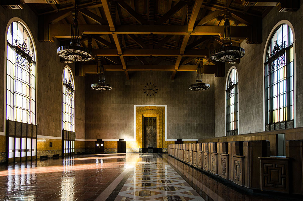 Union Station Historic Ticketing Hall