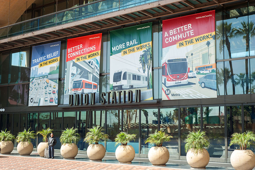Union Station/Patsaouras Bus Plaza
