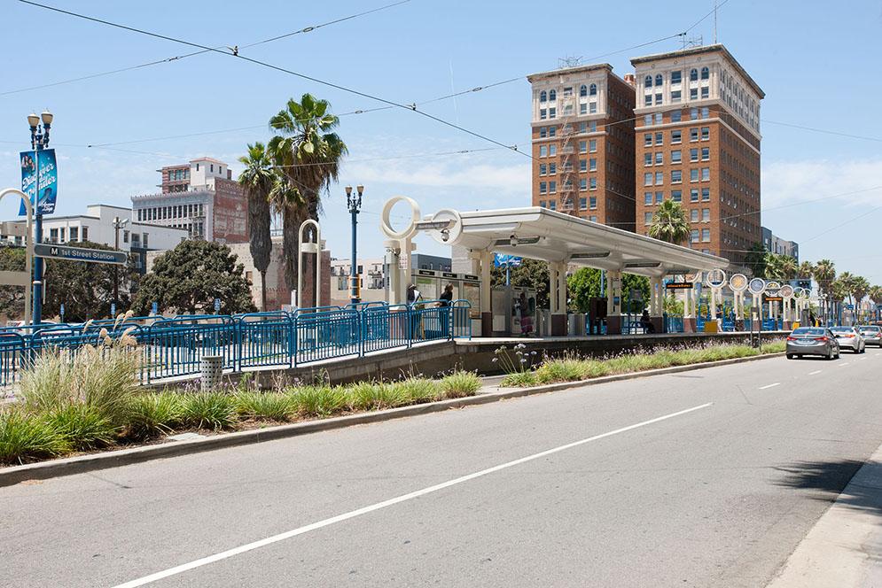 1st Street Station