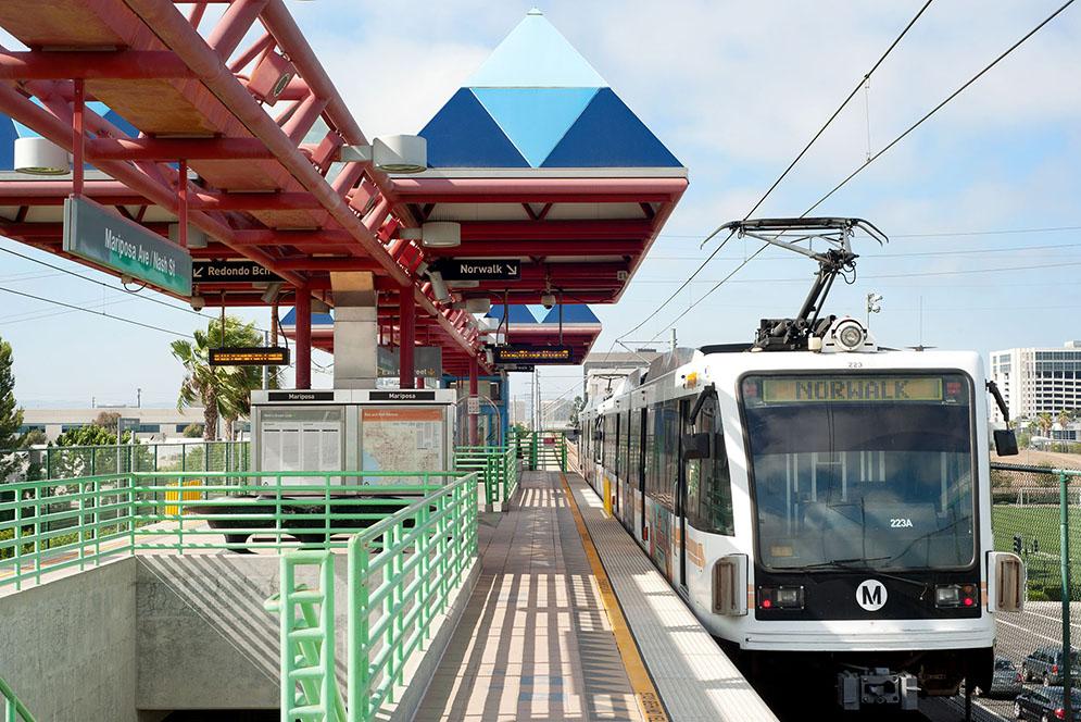 Mariposa Station