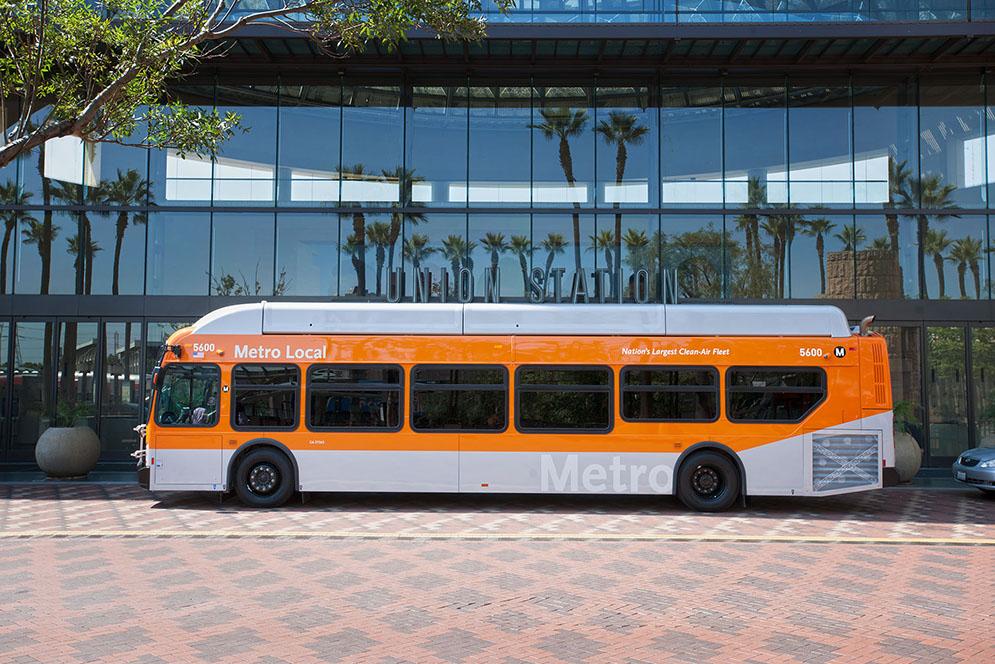 Metro Local bus