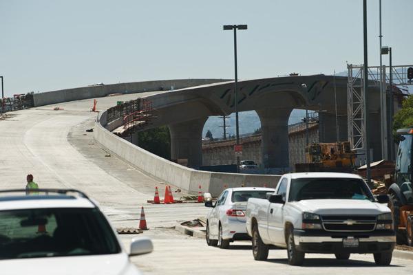 <p>MOLE Construction</p> <p>Photograph Courtesy of Metro. &copy; 2012 LACMTA</p>