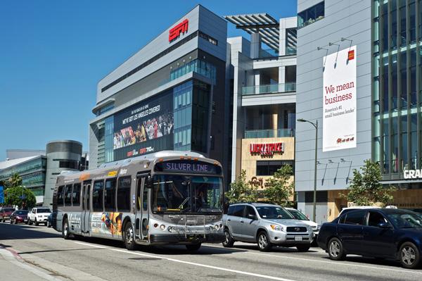 <p>Photograph Courtesy of Metro. &copy; 2011 LACMTA</p>