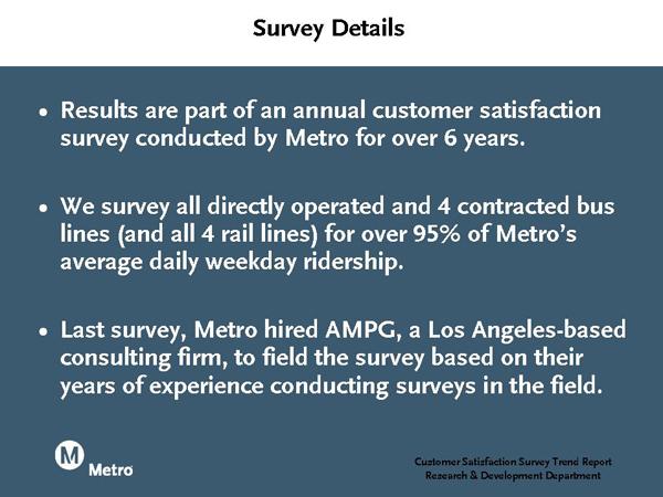 <p>&nbsp;Survey Details</p>