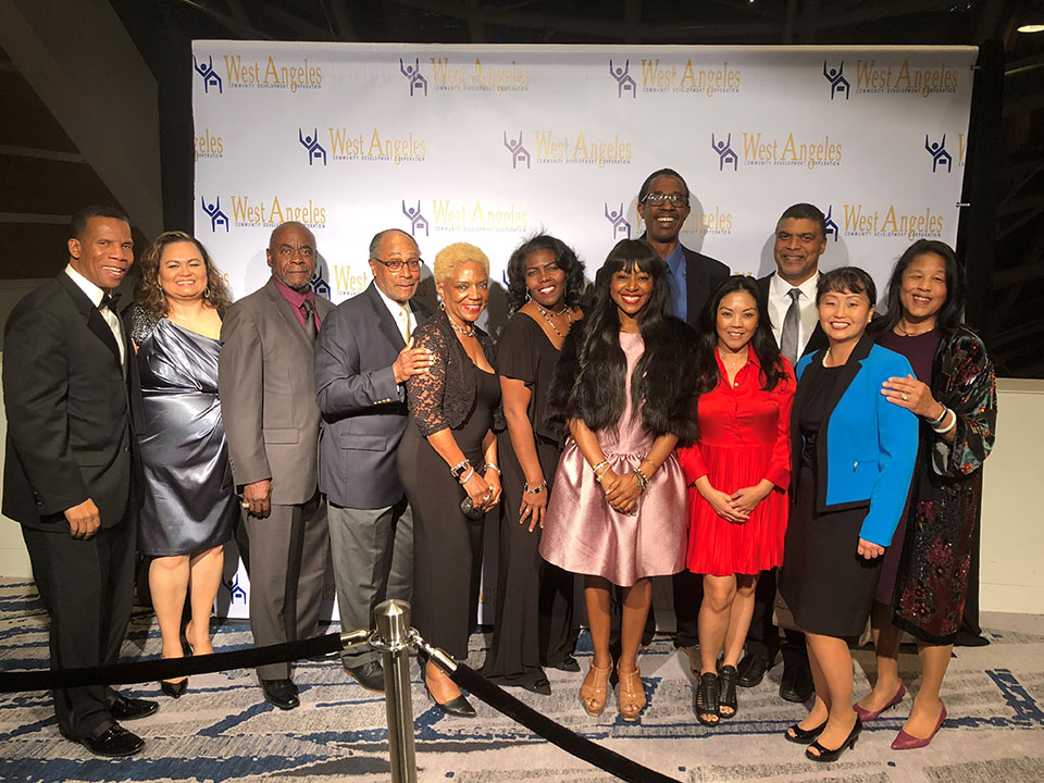 West Angeles Community Development Gala 2018