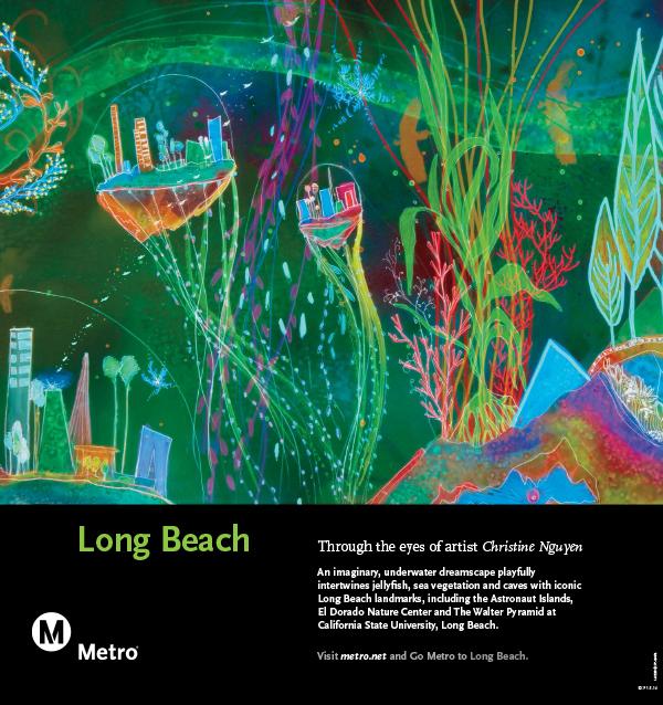 Long Beach Through the Eyes poster