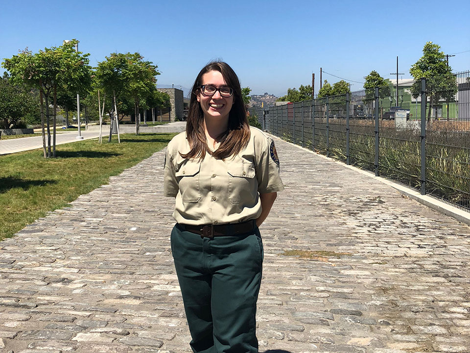 "<p>Meet Melissa Potts, one <a href=""http://lashp.com/"">Los Angeles State Historic Park&rsquo;s</a> Interpretation Specialists. Melissa and other staff help organize, promote, and lead the park&rsquo;s programs and their goal is to create an inclusive and welcoming place for everyone. Not only does Melissa teach park visitors about the park&rsquo;s natural and cultural history, but she also builds partnerships with local organizations and fosters relationships with community members to share the park&rsquo;s resources with everyone. We had the opportunity to chat with her to learn more about the State Park, its history, and its role in the surrounding community. <b><i></i></b></p>"