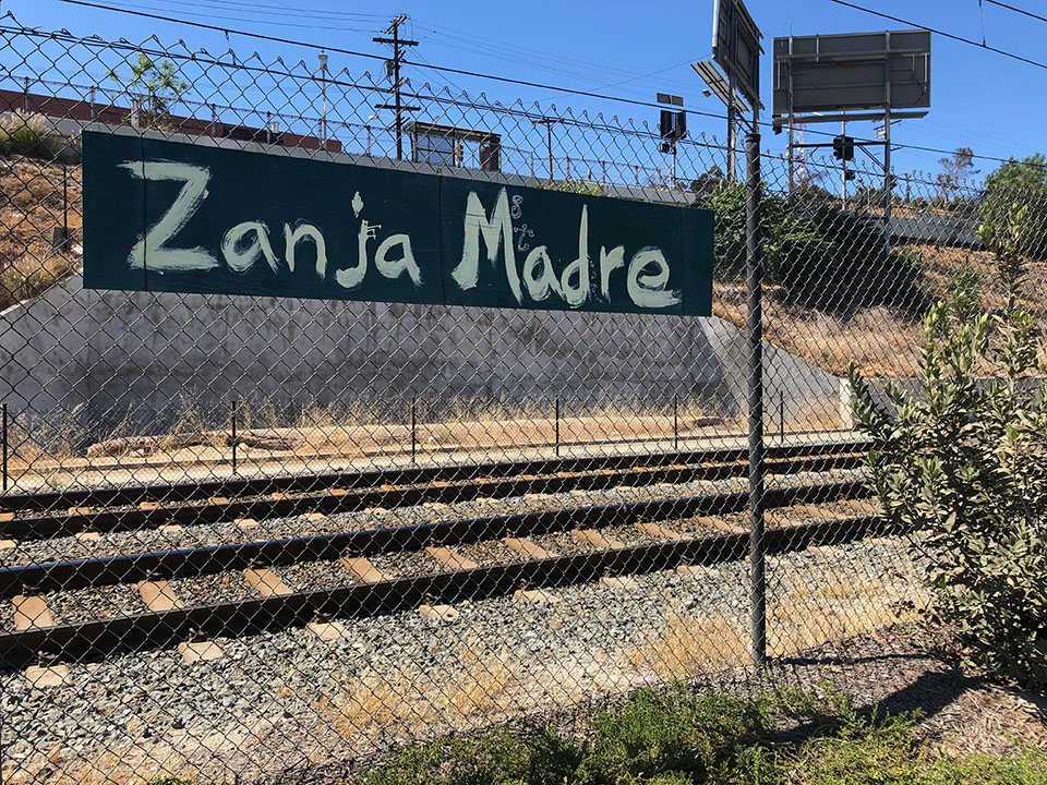 <p>One tour stop is the <i>zanja madre</i>. Foundational to the creation and expansion of the City of Los Angeles, this historic water channel not only provided the city and its original people access to water, but also symbolizes life itself.</p>