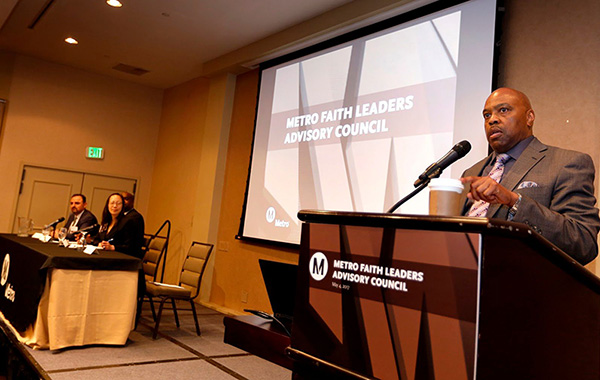 Faith Leaders' Advisory Council