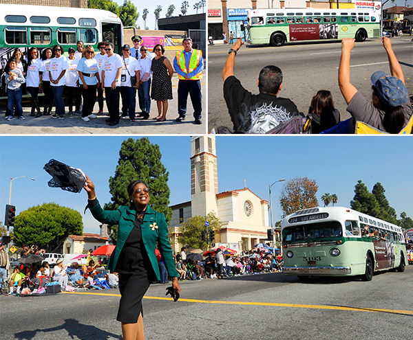 Kingdom Day Parade 2015