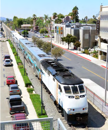 Baldwin Park Downtown TOD Specific Plan