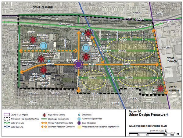 Transit Supportive Planning Toolkit Conventional Zoning - Los angeles zoning map