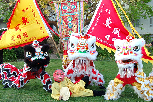 East Wind Lion Dance Troupe