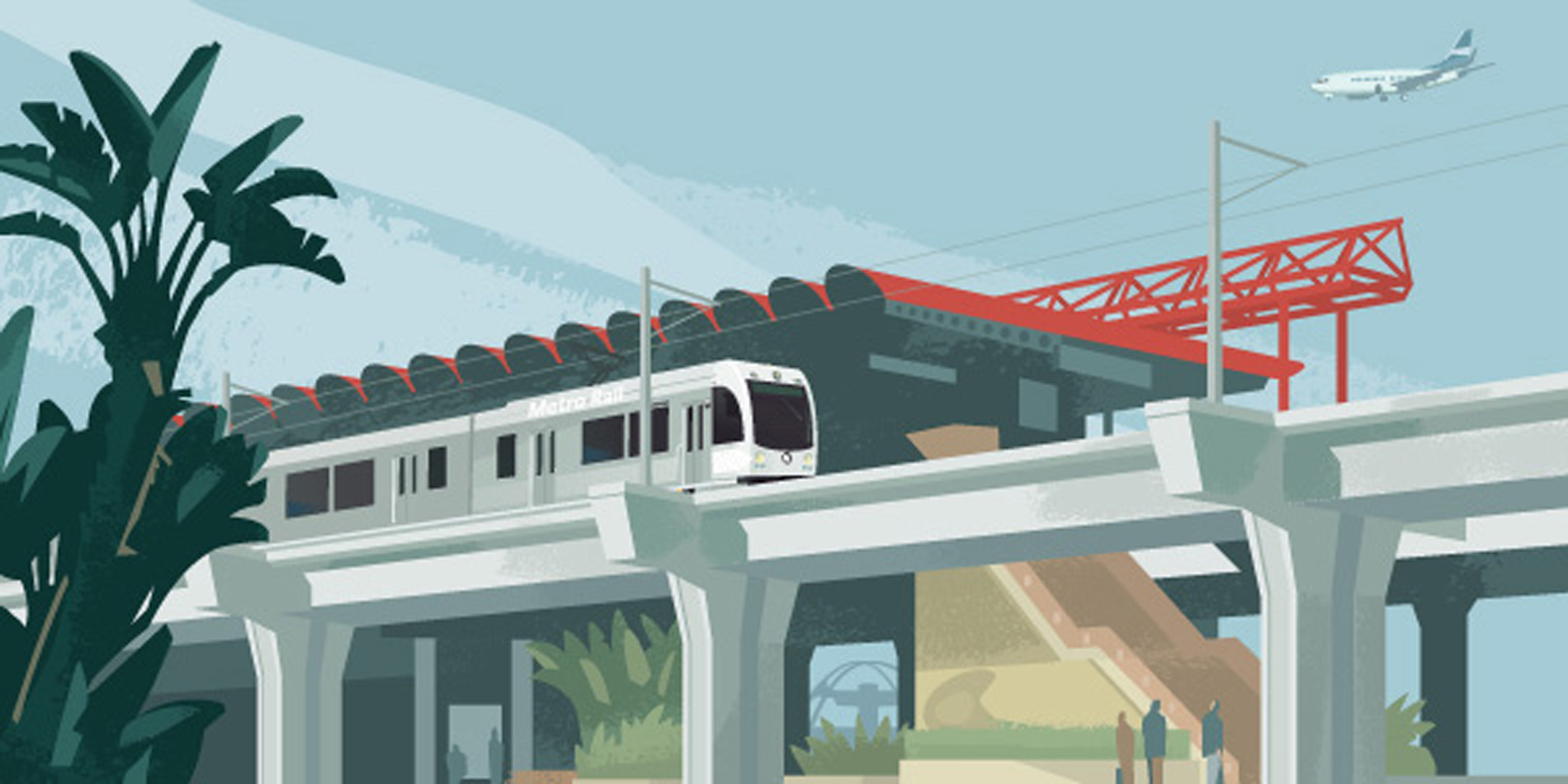 Airport Metro Connector