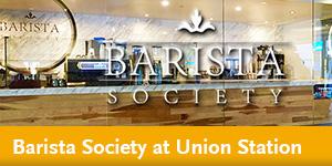 Barista Society