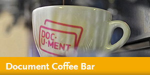 Document Coffee Bar - Destination Discount